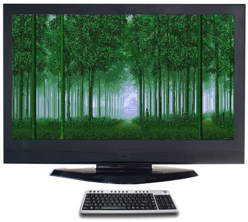 研吉液晶电脑电视一体机