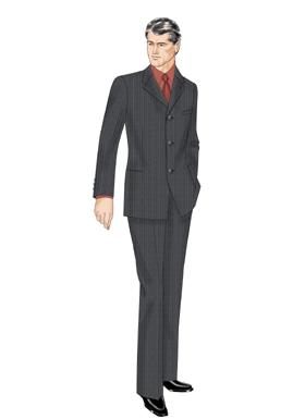供應廣州品牌西服,廣州西服公司,廣州時尚職業裝20081025