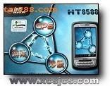 供應漢泰HT6588GPS導航手機[全國貨到付款]20081026