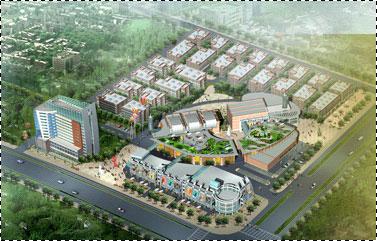 江苏省扬州市五亭龙国际玩具礼品城四期地块寻求合资合作
