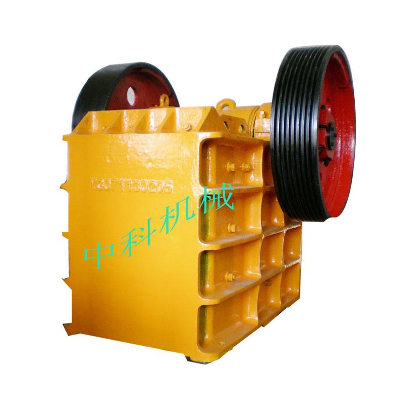 供应颚式破碎设备、大型矿山设备、破碎机-中科机械厂20081102