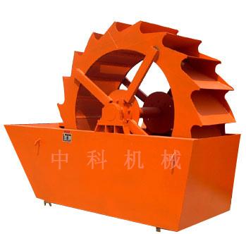 供应洗砂机、洗石设备-中科机械厂生产洗砂机20081102