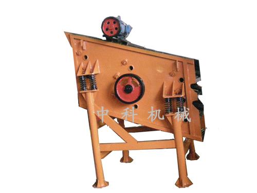 找振动筛、矿用筛、筛分设备到中科机械厂20081103