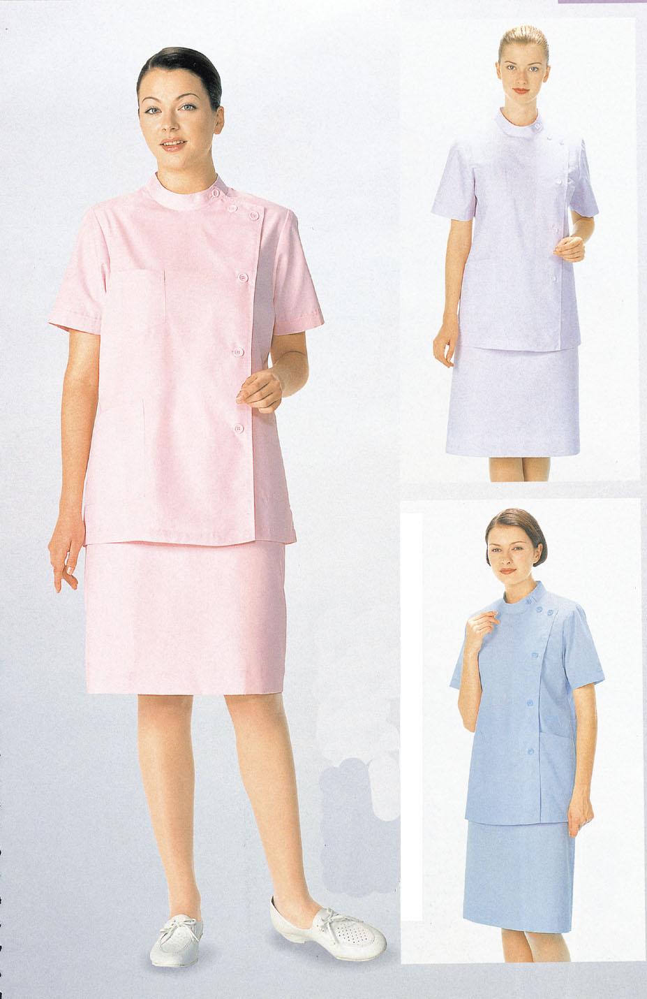 【推薦】北京白大褂,防靜電白大褂,護士服定做20081104