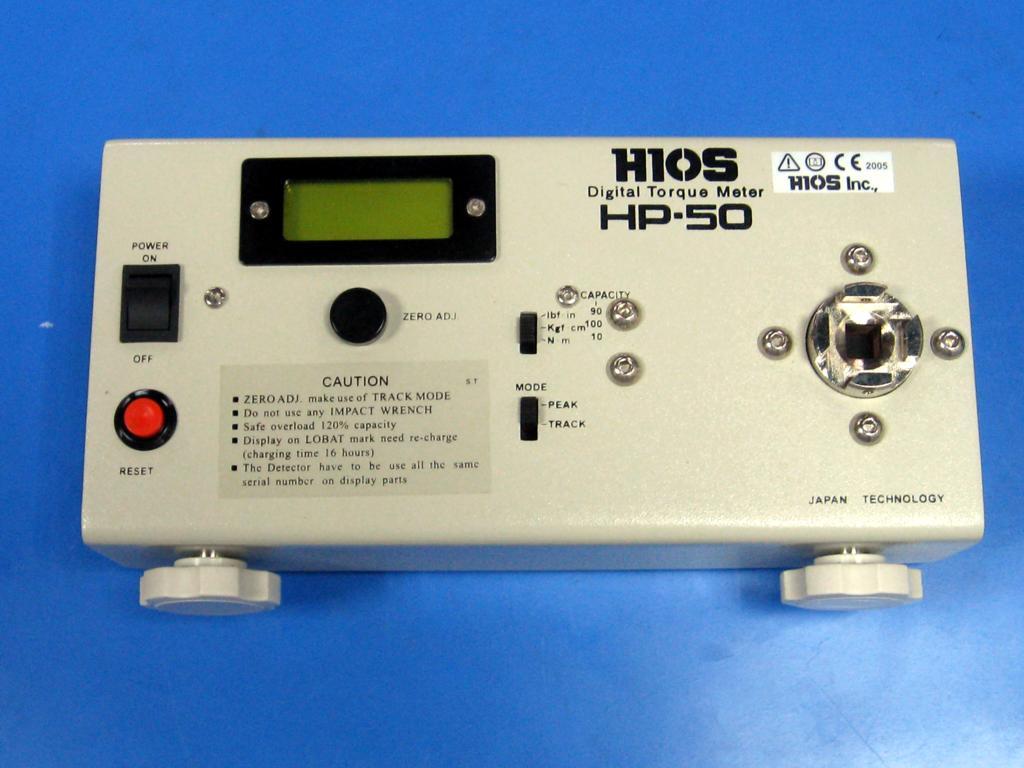 供應電批扭力計.好握速HP-100扭力計.瓶蓋扭力測試儀20081104