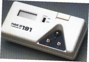 191烙鐵測溫儀,深圳烙鐵測溫儀,供應溫度計,東利電子20081104
