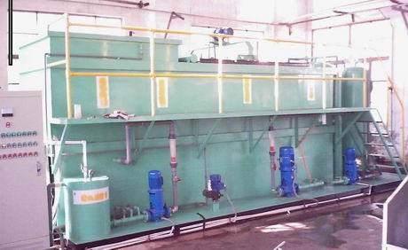 屠宰废水处理机/食品行業廢水處理--洛阳翔达环保科技20081106