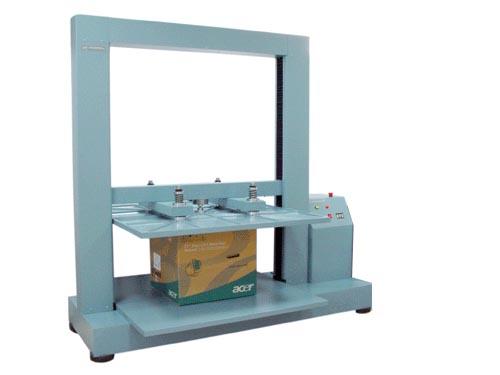 供應紙箱抗壓試驗機 包裝容器試驗機/騰進儀器20081106
