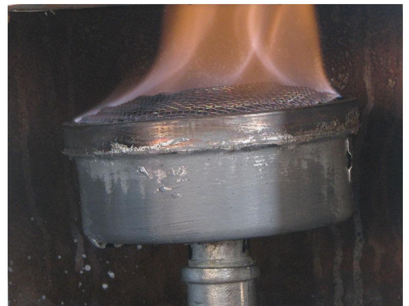 專業生產秸稈氣化爐遠紅外線爐頭  20081106