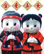 杭州提供卡通服裝/卡通行走服裝/行走人物
