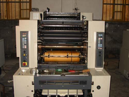 桥本印刷机安装.调试.维修(机械-电气)