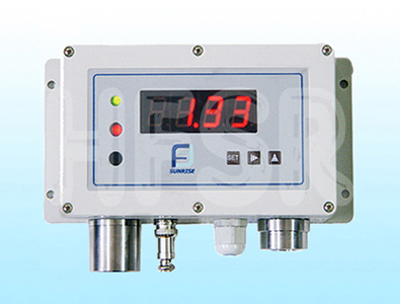 固定安装式气体检测仪,华分赛瑞固定安装式气体检测仪2