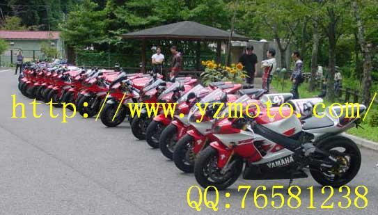 雅馬哈YZF-R7摩托車