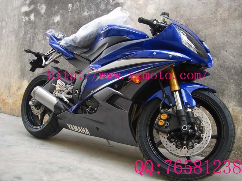 雅馬哈YZF-R6摩托車