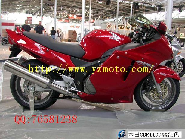 出售進口本田 CBR1100XX