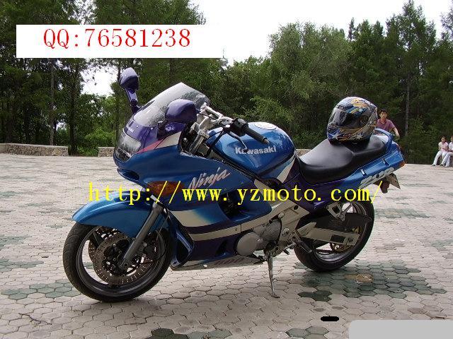 出售進口川崎 ZZR600摩托車