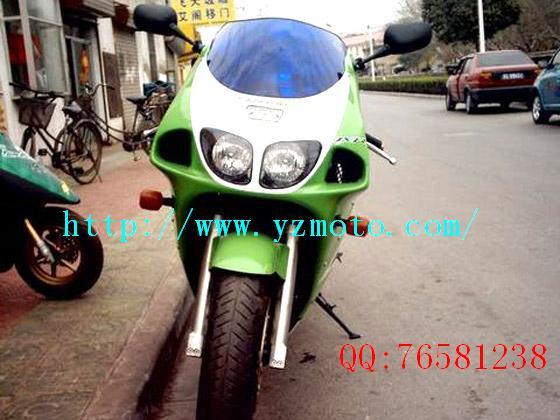 出售進口川崎ZXR750摩托車