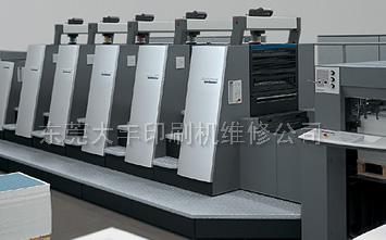 海德堡印刷机安装,调试,维修(机械-电气)