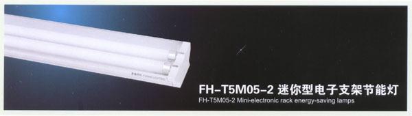 FH-T5M05-2迷你型电子支架节能灯