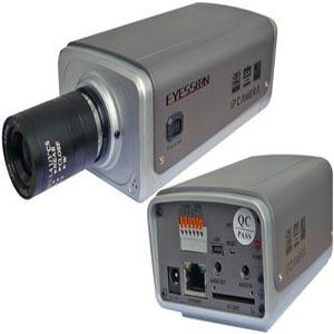 百万像素网络摄像机