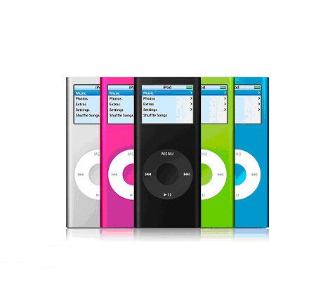 蘋果 iPod nano MP3系列 \ 蘋果 iPod shuffle MP3 系列