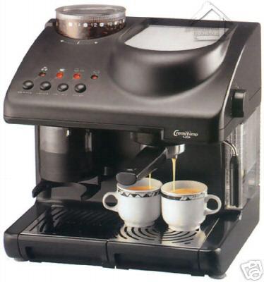 供應建伍半自動帶磨豆咖啡機