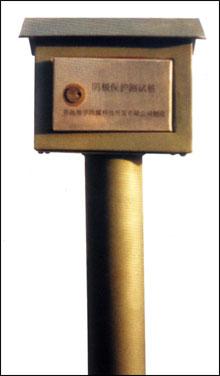 测试桩 锌接地电池 高硅铸铁阳极 阴极保护配套产品