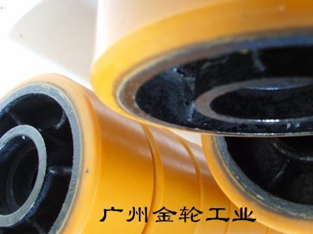 電動叉車輪包膠