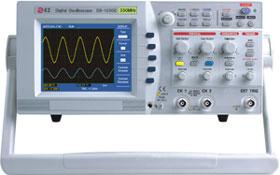 DS-1080C 台式数字彩色存储示波器