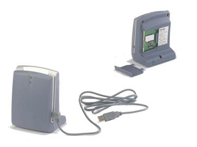 非接触式IC卡读写器Q-D6U
