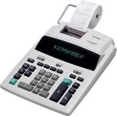 CASIO打印式计算器FR-2650T