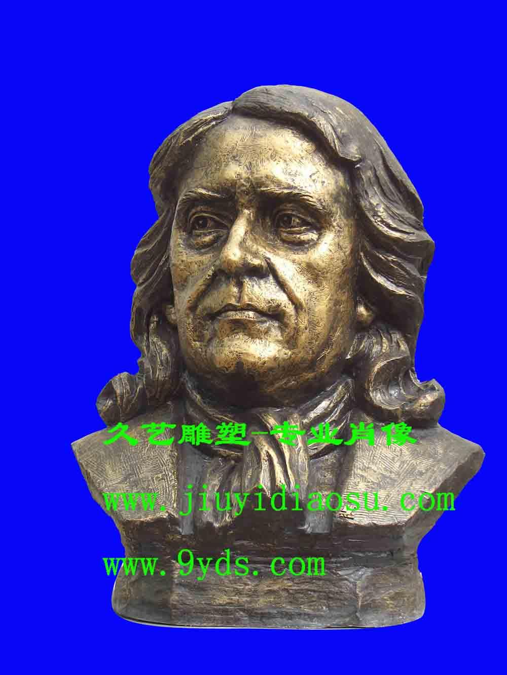 饰品 雕塑  商机类型:供应 有效期:长期有效 描述:雕塑,胸像雕塑 当前