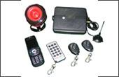 免服務費GSM手機遠程鎖汽車防盜系統招代理