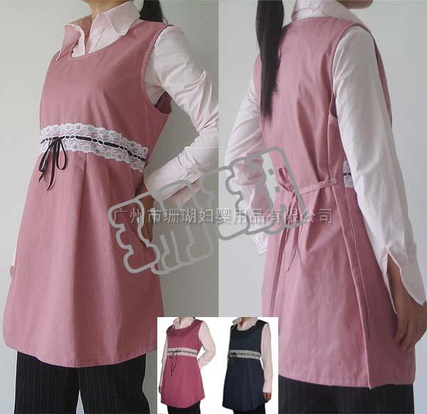 广州珊瑚公司专业生产,批发及零售各款孕妇防辐射衣服