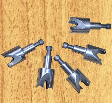 木工铣头刀