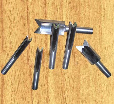 燕尾榫槽刀