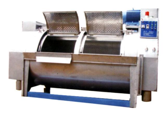 30kg—300kg滚筒式成衣染色机,15kg--100kg全自动洗脱机(全自动工业