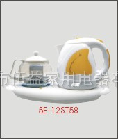 供應塑料套裝電熱水壺